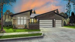 3 bed modern ranch house plan 62547dj architectural designs