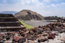 Teotihuacan Mexico Map by Visiting Teotihuacan U2013 Peter U0027s Travel Blog