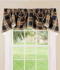 Country Plaid Valances 212 Best Country Curtains Images On Pinterest Country Curtains