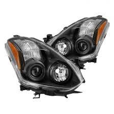 2011 nissan altima custom u0026 factory headlights u2013 carid com