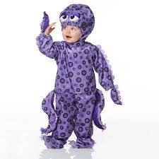 octopus costume for men women kids parties costume