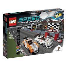 lego porsche instructions lego 75912 speed champions porsche 911 gt finish line set amazon