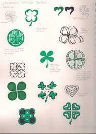 download 4 leaf clover tattoo ideas danielhuscroft com