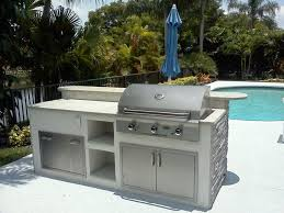prefabricated kitchen island kitchen outdoor kitchen design using white brick kitchen island