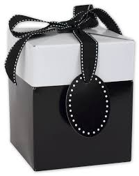 tie box gift black tie giftalicious pop up boxes 5 x 5 x 6 bags bows