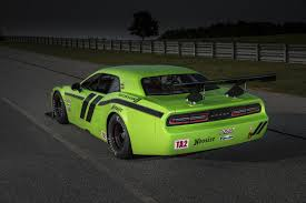 Dodge Challenger Green - trans am dodge challenger srt is a lean mean and green machine