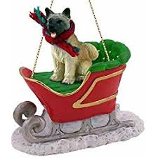 great gifts for akita ornaments