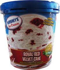 on second scoop ice cream reviews hershey u0027s royal red velvet