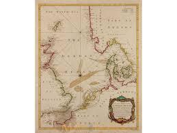 Correct World Map by North Baltic Sea Map Chart German Ocean Rapin M U0026m