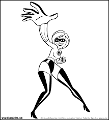 incredibles coloring pages getcoloringpages