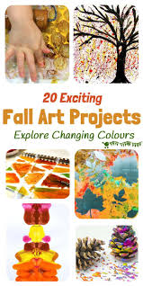20 fall art projects you must try fall art projects fall
