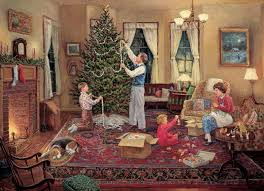 origin of christmas trees puzzle warehouse blog for jigsaw