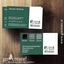 visitenkarte design visitenkarten design webdesign wien homepage erstellen lassen