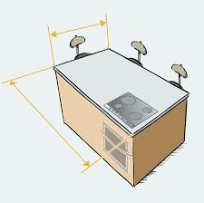 plan cuisine avec ilot central meuble ilot central cuisine frais unique plan cuisine en l avec ilot