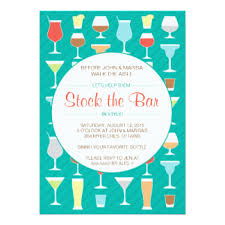 stock the bar invitations stock the bar invitations announcements zazzle canada