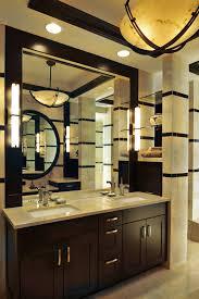 Bronze Bathroom Mirror Bronze Bathroom Lighting Chandelier Bathroom Mirror With