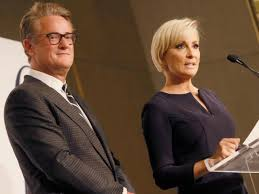 news morning joe pretending pre taped day after