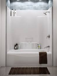 Bathroom Shower Wall Ideas Outstanding Best 25 Fiberglass Shower Ideas On Pinterest Diy In