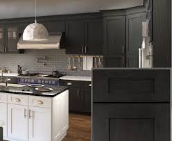 brand new barnwood shaker maple kitchen cabinets rta kitchen