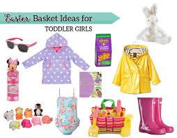 easter basket ideas for toddlers easter basket ideas for toddler