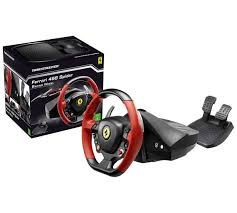 xbox one racing wheel buy thrustmaster spider racing wheel for xbox one pc at