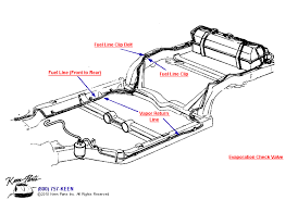 keen corvette 1982 corvette fuel vapor lines parts parts