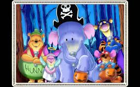 winnie the pooh halloween background disney halloween screensavers wallpapers 43 free modern halloween