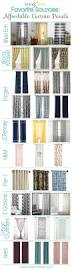 Werna Curtains Ikea by 10 Favorite Sources For Curtain Panels Under 50 Of