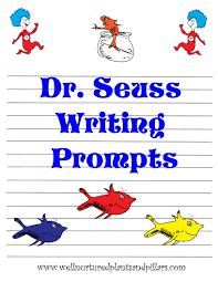 printable elementary writing paper free dr seuss themed writing prompts plants and pillars dr seuss writing cover