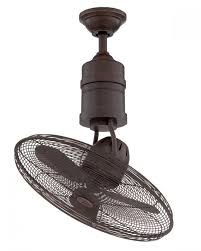 Caged Ceiling Fan With Light Bw321ag3 21