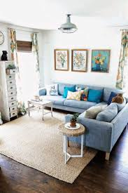 living room vintage scandinavian rugs rustic chic living room