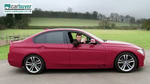 bmw series 1 saloon bmw 3 series saloon review carbuyer