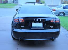 audi a4 tail lights audi a4 s4 led tail lights audi a4 parts and accessories
