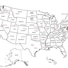 us map with states capitals and abbreviations quiz us map abbreviations and capitals us states on map u0026 capitals