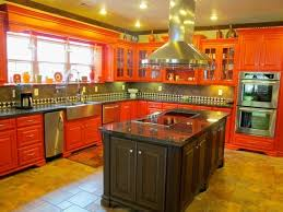 orange kitchen ideas 20 orange kitchen ideas for 2018
