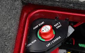 battery jump start switch