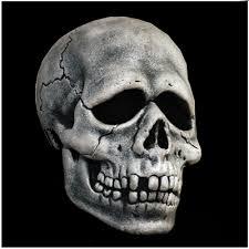 halloween skeleton mask official halloween 3 skull mask mad about horror