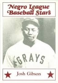 negro league baseball cards guide