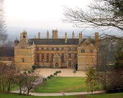 englefield house berkshire barely there beauty a batsford house from the arboretum looking south down the hill to