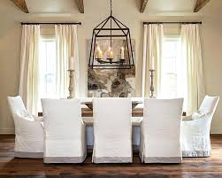 Modern Contemporary Dining Room Chairs Slipcovered Living Room Chair Chair And A Half Pottery Barn Barrel
