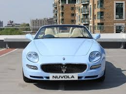 Maserati Spyder Cambiocorsa V8 2dr Convertible Nuvola London