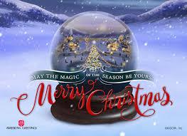 the magic christmas train christmas ecard american greetings