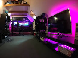 Best Gaming Rooms - best 25 gaming room setup ideas on pinterest computer gaming