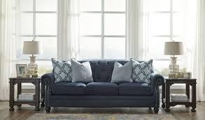 lavernia navy sofa sofas living room furniture living room