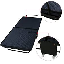 Folding Foam Bed Folding Bed Cot 2 3 Foam Mattress Guest Rollaway Camping Sleeper