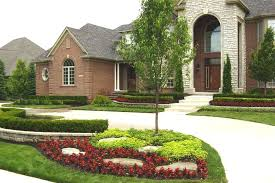 corner lot landscaping ideas home design ideas