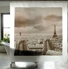 appealing white ruffled shower curtain ideas bathroom shower appealing canvas bathroom shower curtain with paris city design shower curtain small bathroom zebra bathroom shower