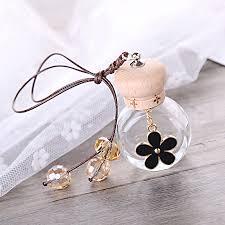aliexpress buy 6ml floral car pendant ornament perfume