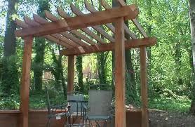 patio u0026 pergola simple ideas of pergola swing plans wonderful