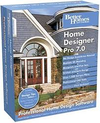 amazon com better homes and gardens home designer pro 7 0 old